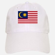 Malaysia Flag Baseball Baseball Cap