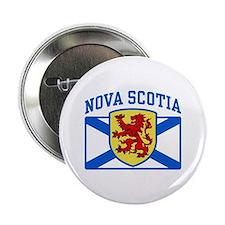 "Nova Scotia 2.25"" Button"