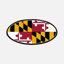 Maryland Flag Patches