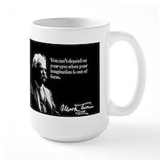 Mark Twain, Imagination, Mug