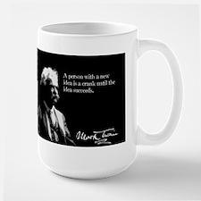 Mark Twain, New Ideas, Mug