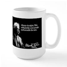 Mark Twain, Do The Right Thing, Mug