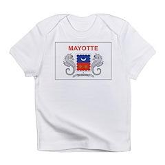 Mayotte Flag Infant T-Shirt