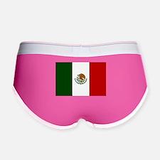 Mexico Flag Women's Boy Brief