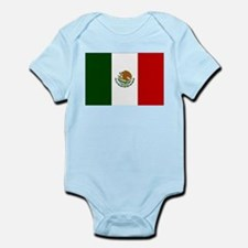 Mexico Flag Infant Bodysuit