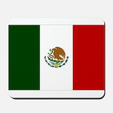 Mexico Flag Mousepad