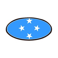 Micronesia Flag Patches
