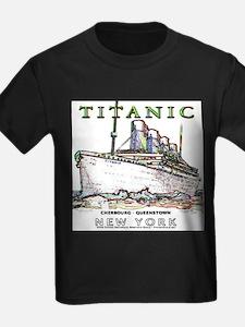 TG8 Neon  White 14x14-4 T-Shirt