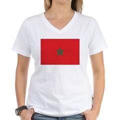 Morocco Flag Shirt