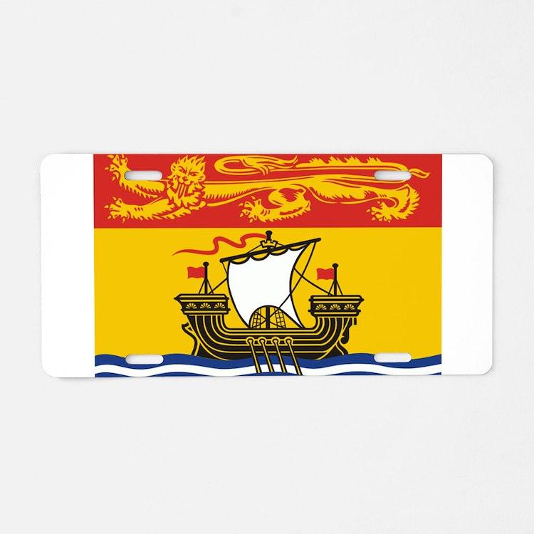 New Brunswick License Plates