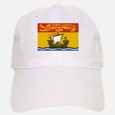 New Brunswick Flag Baseball Baseball Cap