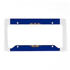 New Hampshire Flag License Plate Holder