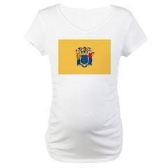 New Jersey Flag Shirt