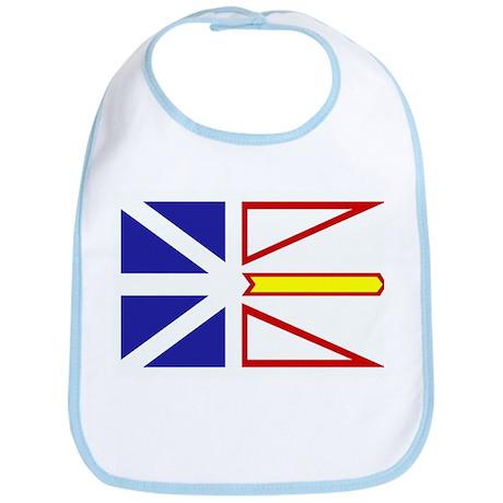 Newfoundland Flag Bib