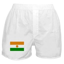 Niger Flag Boxer Shorts