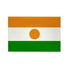 Niger Flag Rectangle Magnet