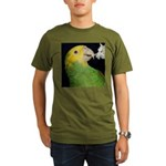 Wasabi, Hey! Organic Men's T-Shirt (dark)