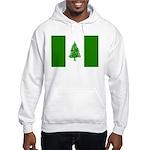 Norfolk Island Flag Hooded Sweatshirt