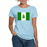 Norfolk Island Flag Women's Light T-Shirt