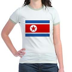 North Korea Flag T