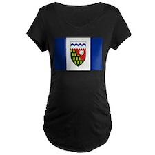 Northwest Territories Flag T-Shirt