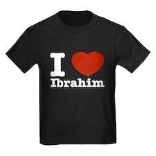 I love Ibrahim T