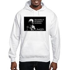 Mark Twain, Sincere Emotion, Hoodie