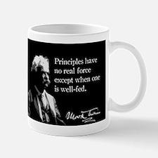 Mark Twain, Principles, Mug