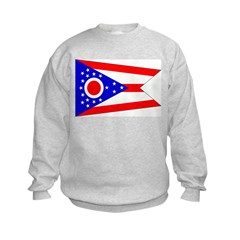 Ohio Flag Sweatshirt
