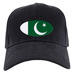 Pakistan Flag Baseball Hat
