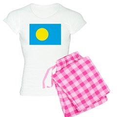 Palau Flag Pajamas