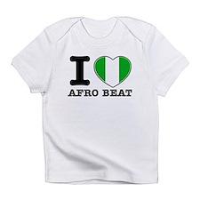 I love Afro Beat Infant T-Shirt