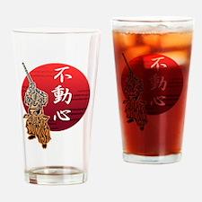kendo fudoshin Drinking Glass