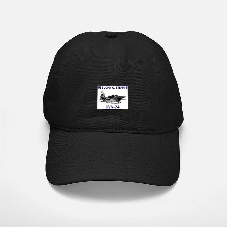 USS STENNIS Baseball Hat