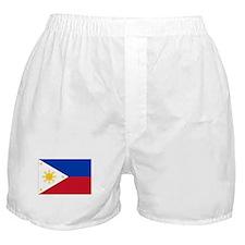 Philippines Flag Boxer Shorts
