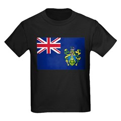 Pitcairn Islands Flag T