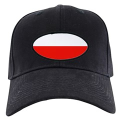 Poland Flag Baseball Hat