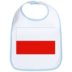 Poland Flag Bib