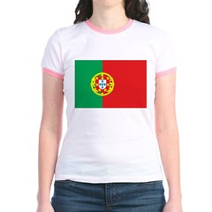 Portugal Flag T