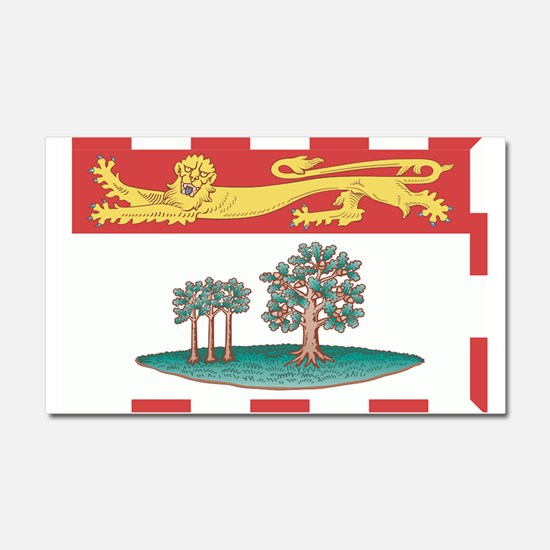 Prince Edward Islands Flag Car Magnet 20 x 12