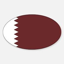 Qatar Flag Decal