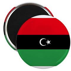 Republic of Libya Flag Magnet