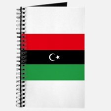 Republic of Libya Flag Journal