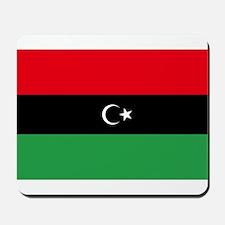 Republic of Libya Flag Mousepad