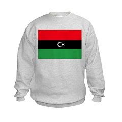 Republic of Libya Flag Sweatshirt