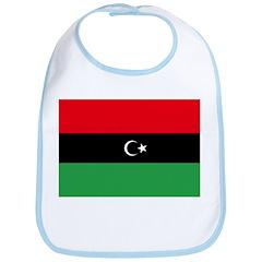 Republic of Libya Flag Bib