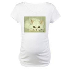 """SNOWFLAKE"" / KITTEN Shirt"