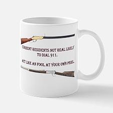911? Mug