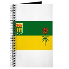 Saskatchewan Flag Journal