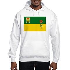 Saskatchewan Flag Hoodie